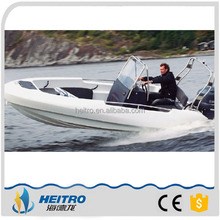 new products polyethylene power boat factory provide