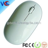 2.4Ghz water-proof wireless blue and white 2.4G top digi wireless mouse