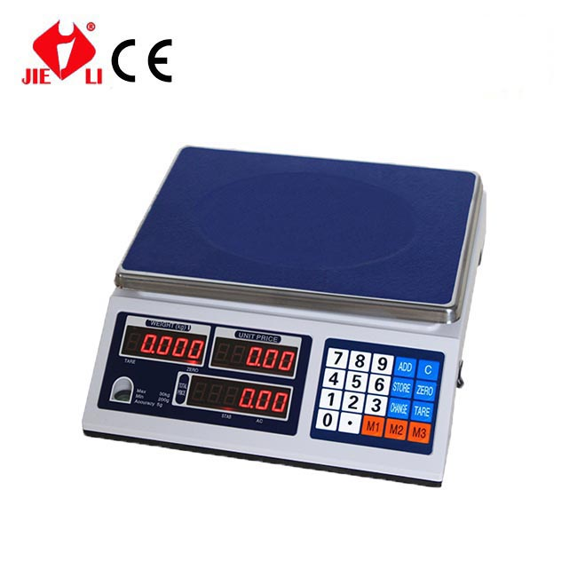 6kg Digital Weighing Scale Price Computing with <strong>Manufacturer</strong> Price