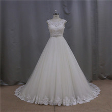 New collection Italy design sexy stretch spanish 2012 elegant applique wedding dress