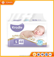 Healthy Infant Napkin with L size From China