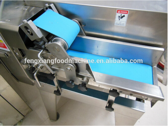 Spring onion cutting machine with stainless steel pumpkin cutter CE approved potato crisp making machine