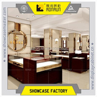China famous brand jewelry shop ,jewelry display showcase and counter ,jewelry display furniture for jewelry shop