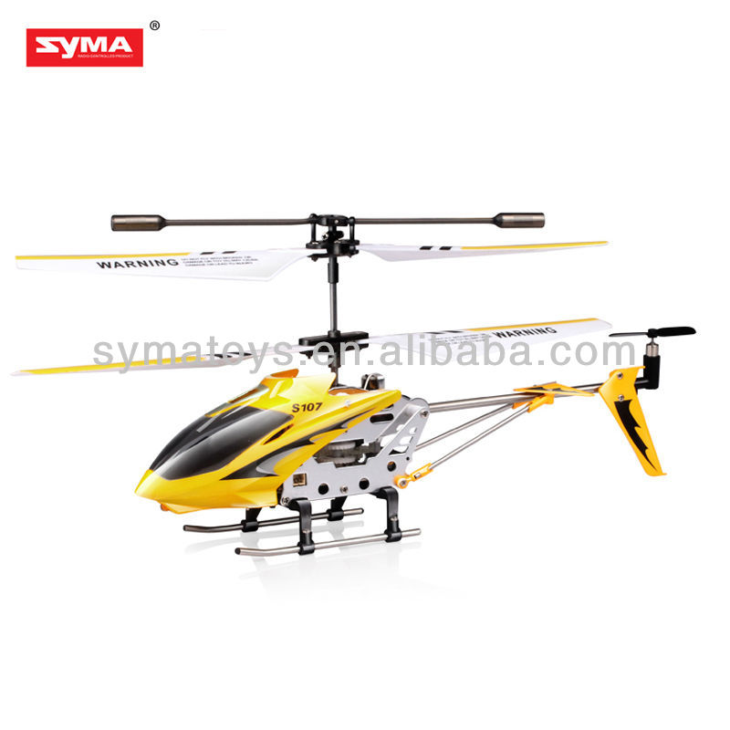SYMA S107G rc infrared metal helicopter
