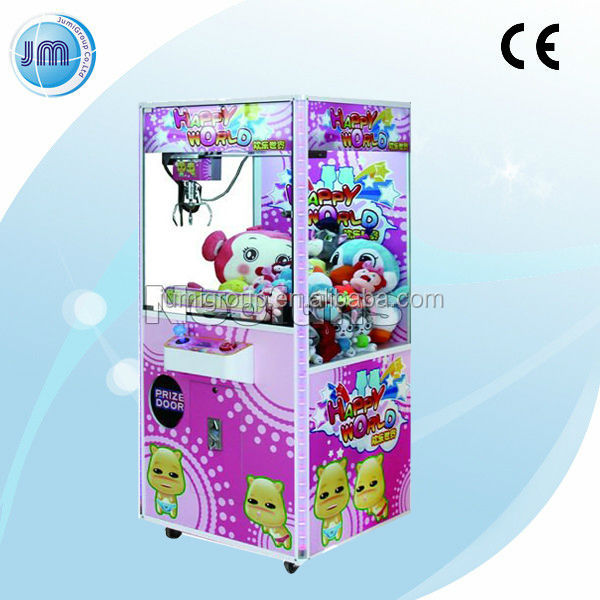 Luxury Toy Crane Machine claw machine