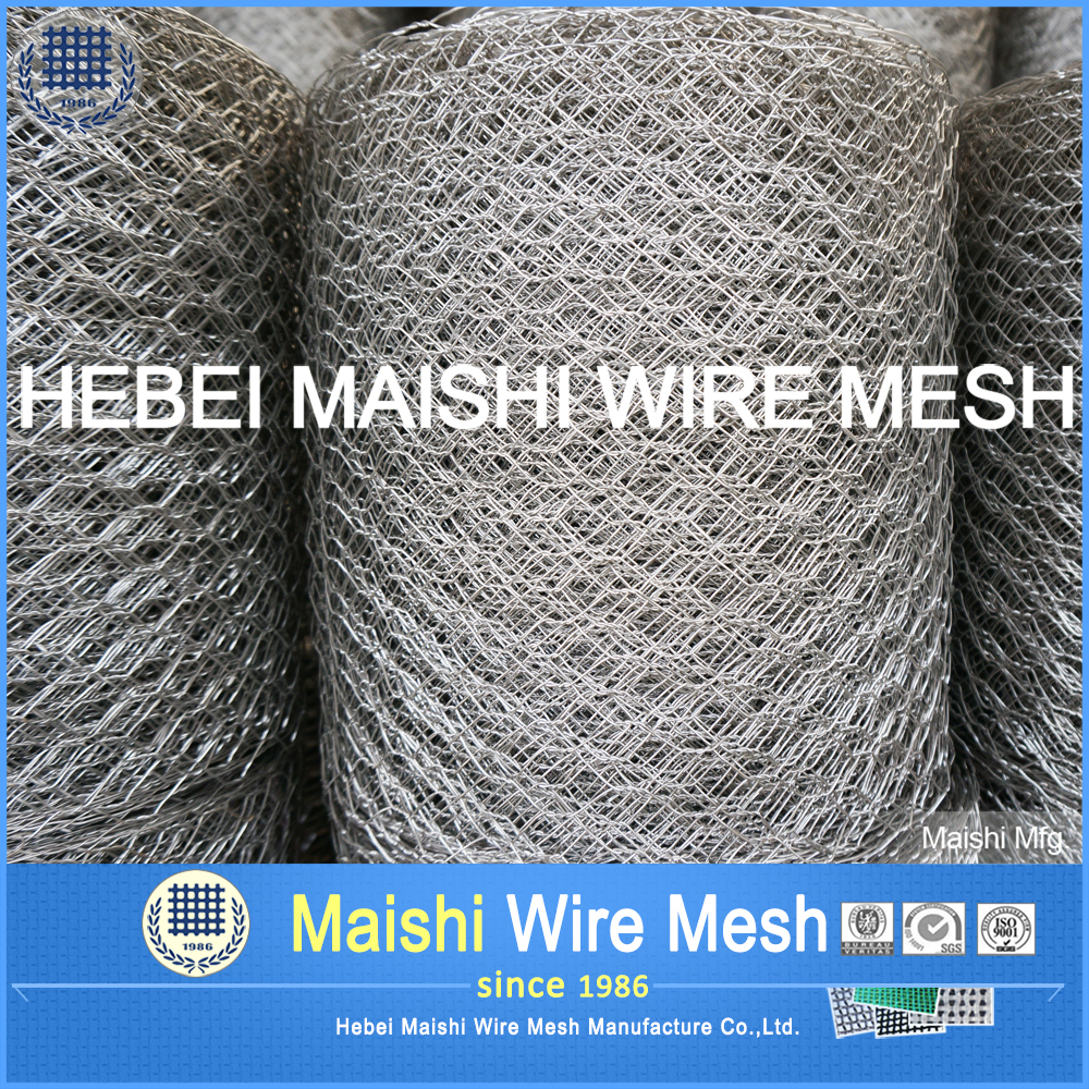Stainless Steel Fish Pot Hexagonal Wire Netting Rolls