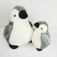 2014 hot sales christmas penguin plush toy for christmas