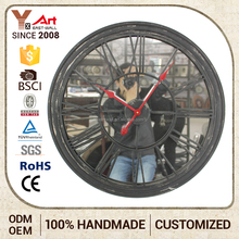 young town quartz clock movements mirror clocks