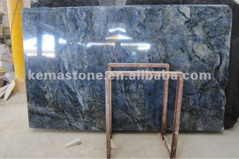 Dark Azul Blue Bahia Granite Price