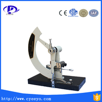 paper tearing strength testing machine