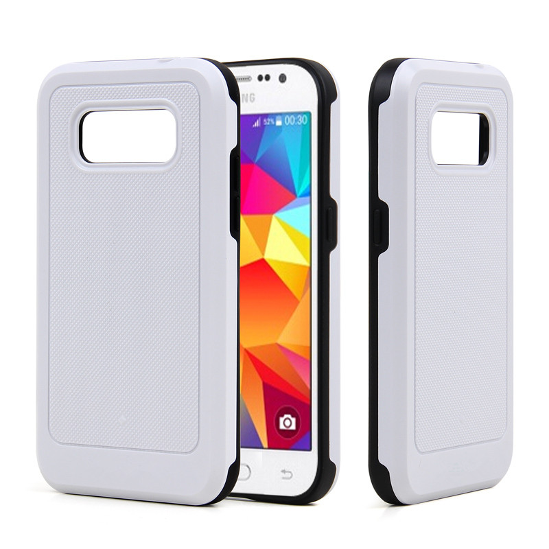 2017 Humanized design mobile phone case for samsung s3 combo armor shockproof cover