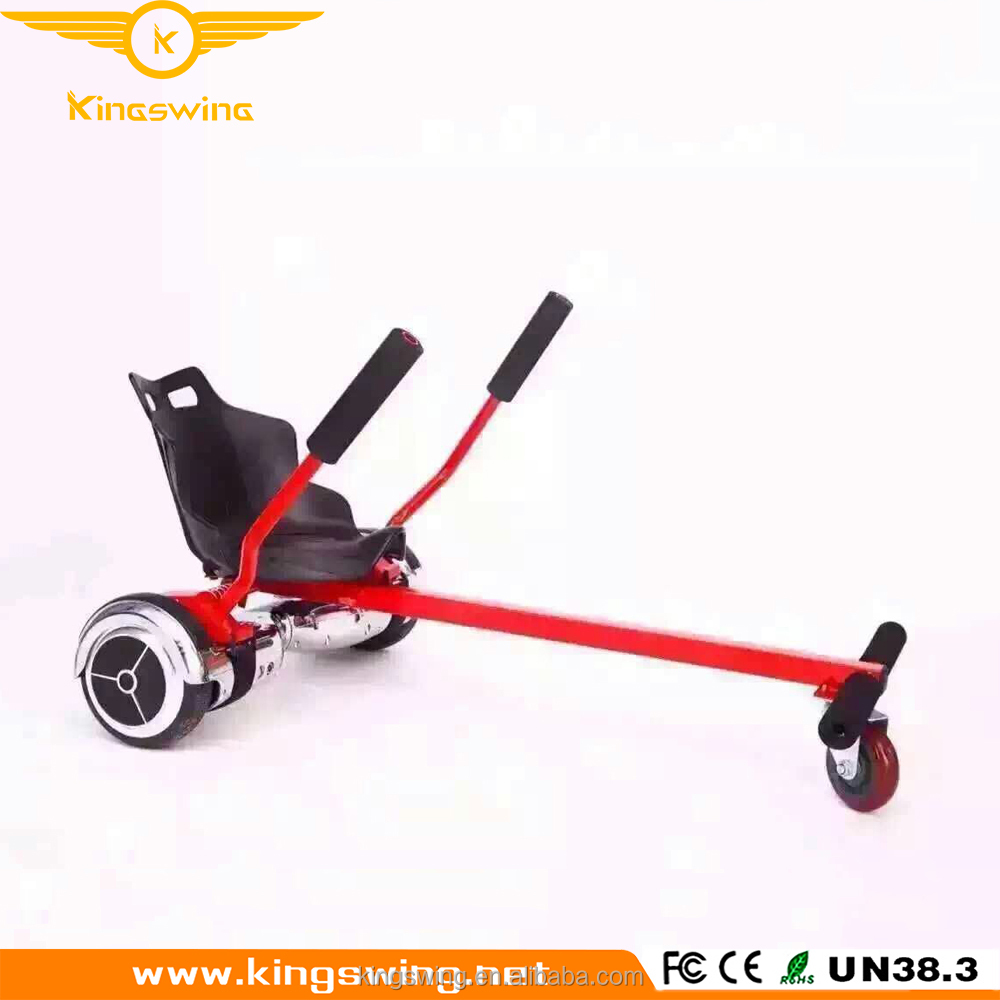 New High Quality Adjustable Hoverkart Equipment for Self Balancing Scooter Accessories Fit 6.5 IN Skateboards for Kids and adult