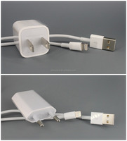 New OEM for Apple iPhone 5 5C 5S 6 6 Plus USB Data Cable Power Adapter, for charger iphone