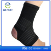 Alibaba express Compression Tennis Ankle Brace Elastic Ankle Support For Ankle Sprain Recovery
