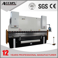 copper fittings machinery Hydraulic bending machine for metal plate working