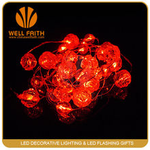 LED pearl string light for Christmas decoration,wedding background layout