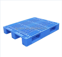2017 Hot sale Euro style HDPE new material heavy duty fiber pallet