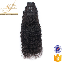 Real unprocessed loose curly different types brazilian hair