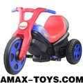 bt-10418002 Kids plastic electric powered ride on motorcycle
