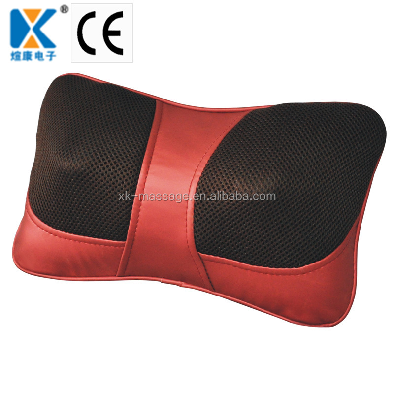 Electric Battery Operated Vibrating Neck Massage Pillow