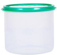 PLASTIC ROUND CONTAINER WITH LID 5613