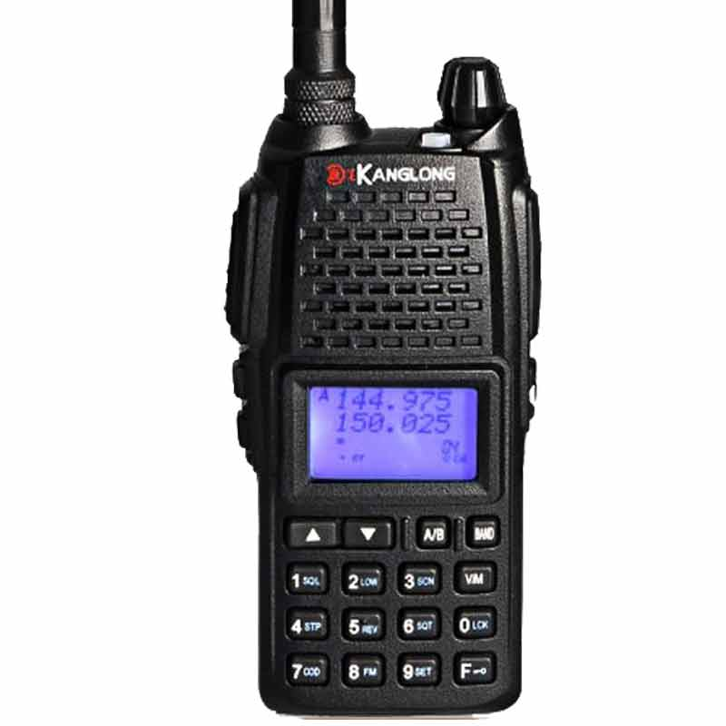 Wireless Radio Private Call + Group call KL-550 Ham Radio Transceiver