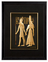 High Quality 3d God Photos 100% Pure Handmade Gold Frame Promotional Sale
