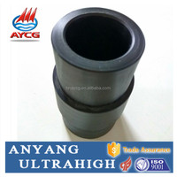 HDPE engineering plastic wear resistant uhmw plastic flange bush