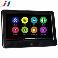 car stand alone rear view monitor| 9 inch widescreen car monitor