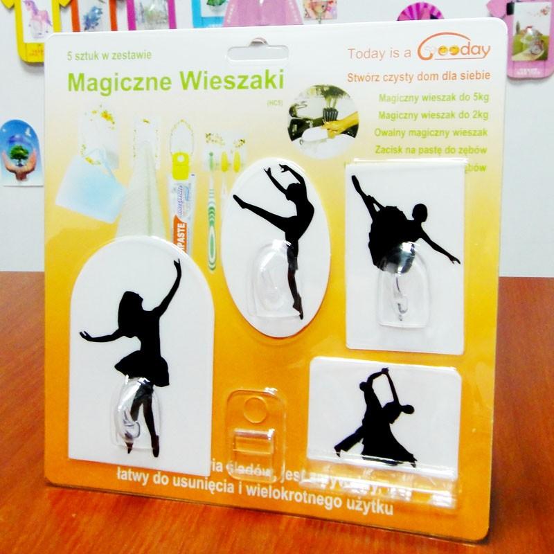 Magic Plastic Hook (8)