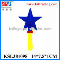 Hand clapping small plastic promotional toy