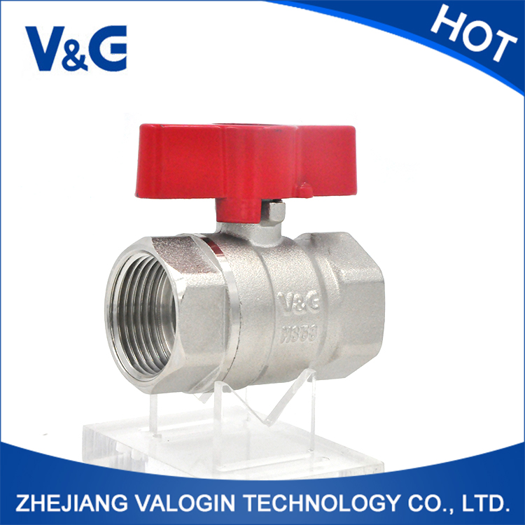 Chinese Supplier 2015 New Distinctive Hand Operated Ball Valve