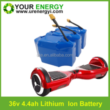 36V Smart self balancing electric scooter battery packs to Dubai, England, America, Germany