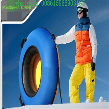 American snow tyre tube/snow floating tube 45 36 inch
