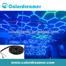 Colordreamer Led Strip 5m 10m SMD 5050 Rope 8W/M RGB Led Driver DMX