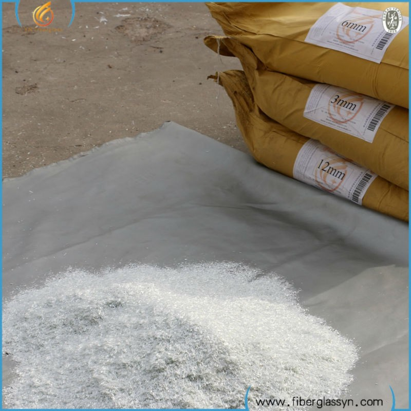 Fiberglass Chopped Strands Composite Materials China Cheap
