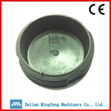 85MM, 65mm Black China cheap OEM furniture plastic end caps