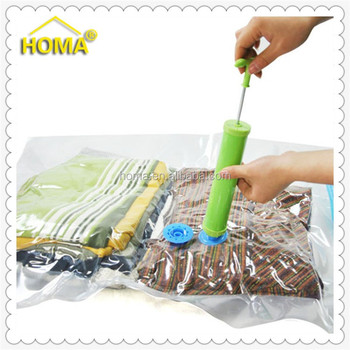 2018 new style resealable vacuum bags