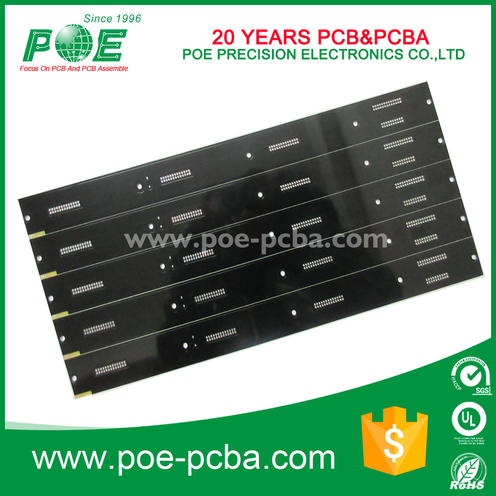 Qualified RoHS FR4 Printed circuit board PCB supplier