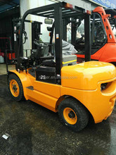 Luxury Model HYTGER 2.5Ton Diesel Forklift Truck Price With Cabin House