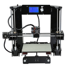 China Factory Cheap F6 price large printing size kit 3d printer