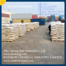 High Quality Formic Acid Calcium Salt Cas No. 544-17-2 Industry Grade And Feed Grade 98 Calcium Formate