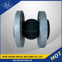 Single Sphere Rubber Expansion Seal Joint