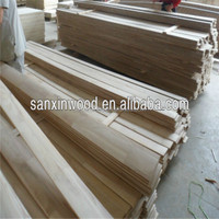 Factory Supply High Quality Paulownia Solid Wood Finger Jointed Board