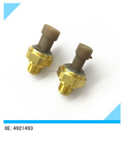 M11 ISM diesel engine oil pressure sensors 4921493 fuel press sensor tank cheap price original engine parts with quality