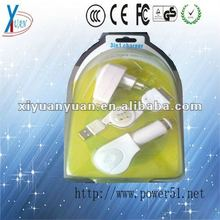 multiple pin iphone 4 charger