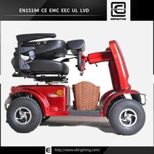 sit on electric balance BRI-S03 china 3 wheel scooter 500cc