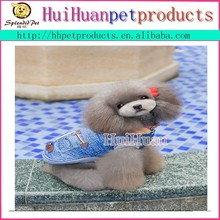 Eco-friendly material factory price small dog clothing