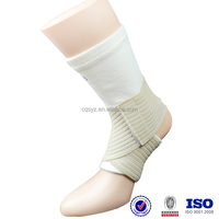 Elastic compression ankle brace item 3843 ankle support with bandage