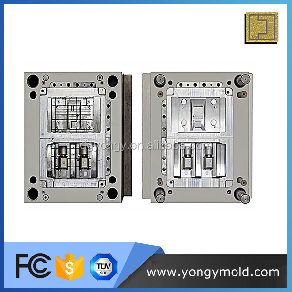 precision oem electronic accessory plastic injected mold